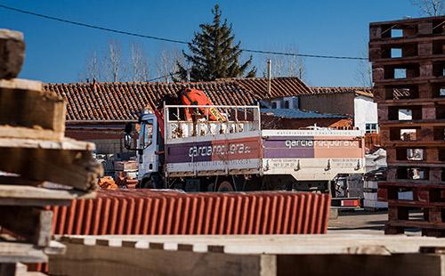 camiones de reparto león