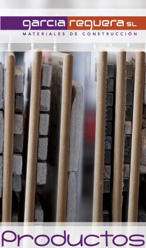 Productos García Reguera materiales de construcción en León