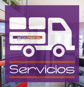 Servicios García Reguera materiales de construcción en León