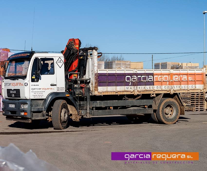 Vehículos propios García Reguera